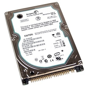 80 GB IDE  Hard Disk 5400 rpm  for Laptop Internal