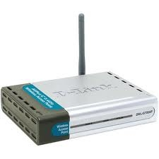 Wireless Access Point 54 mbps