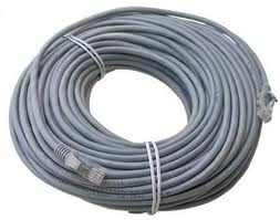 Patch cord CAT V 7ft (2 mtr.)