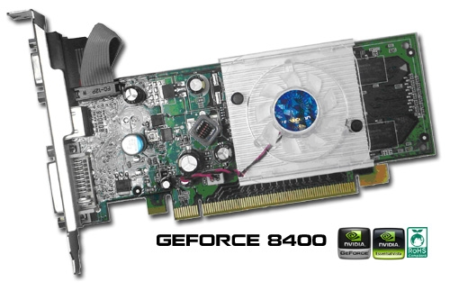 Graphics Card(8400GS)