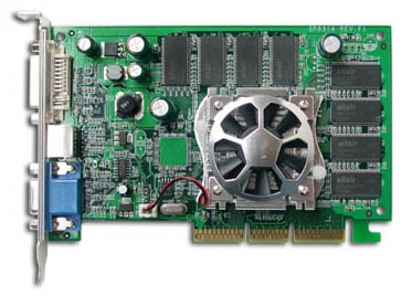 Graphics Card(FX5500)